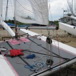 mast rotation