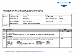 Hurricane AGM Minutes 2014_Page_1